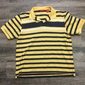 IZOD Striped Polo